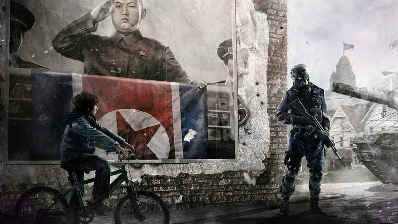 Обои игры Homefront: The Revolution's