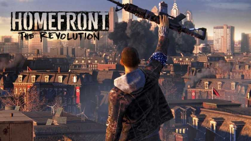 Homefront: The Revolution's