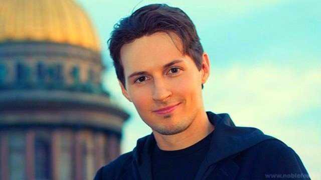 Основатель ВКонтакте Павел Дуров