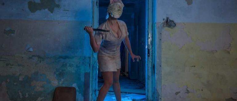 Антураж Silent Hill