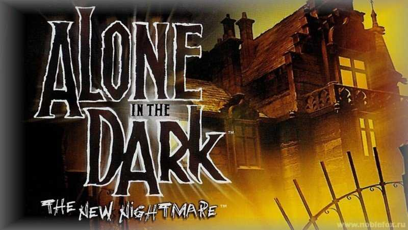 Alone in the Dark-The New Nightmare
