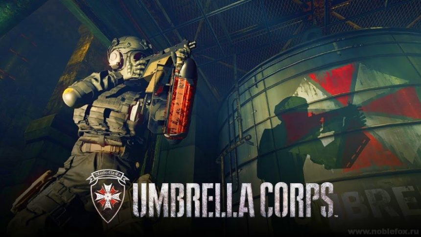 Resident: Evil Umbrella Corps