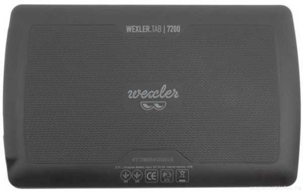 WEXLER TAB 7200 4Gb