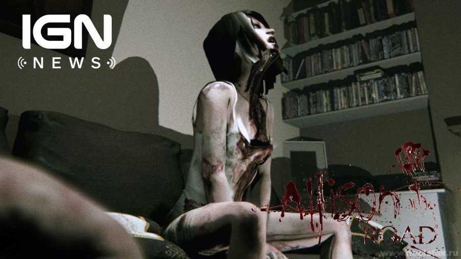 Реалистичный ужастик Allison Road в стиле Silent Hills