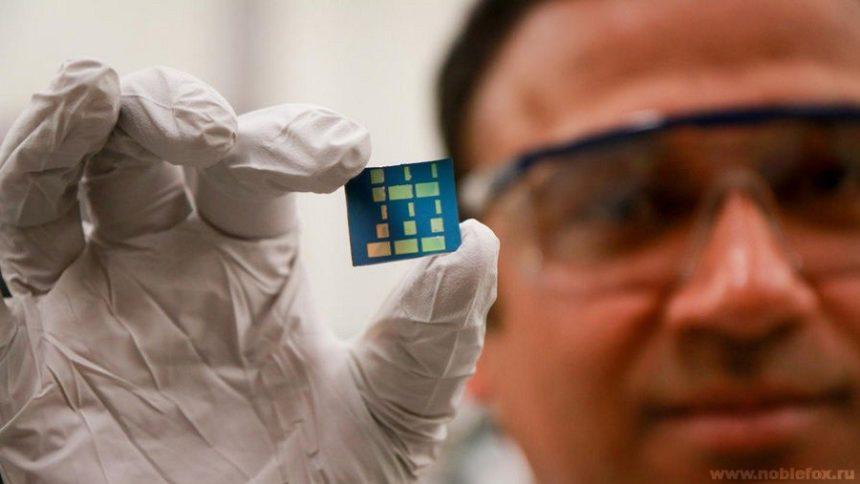Новый тип двумерного полупроводникового материала