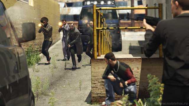 GTA 5 обновление к игре