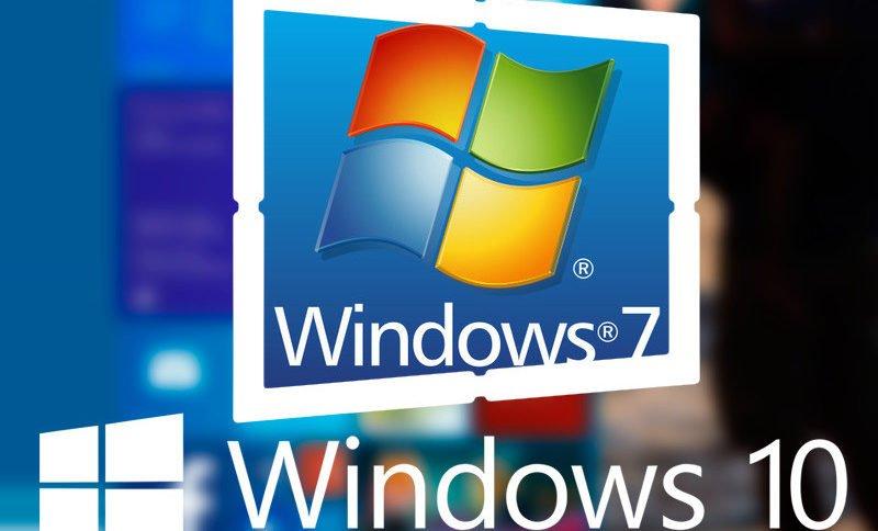 Стоит ли устанавливать windows 10 вместо windows 7