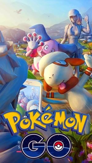Pokemon Go скачать