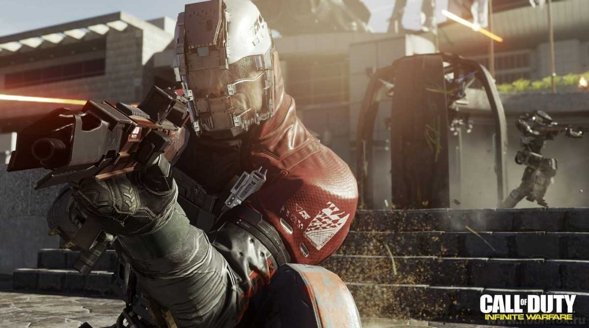 Новый кинематографический ролик Call of Duty:Infinite Warfare
