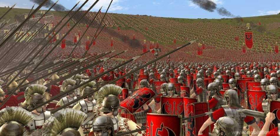 ROME:Total War выйдет для планшетов