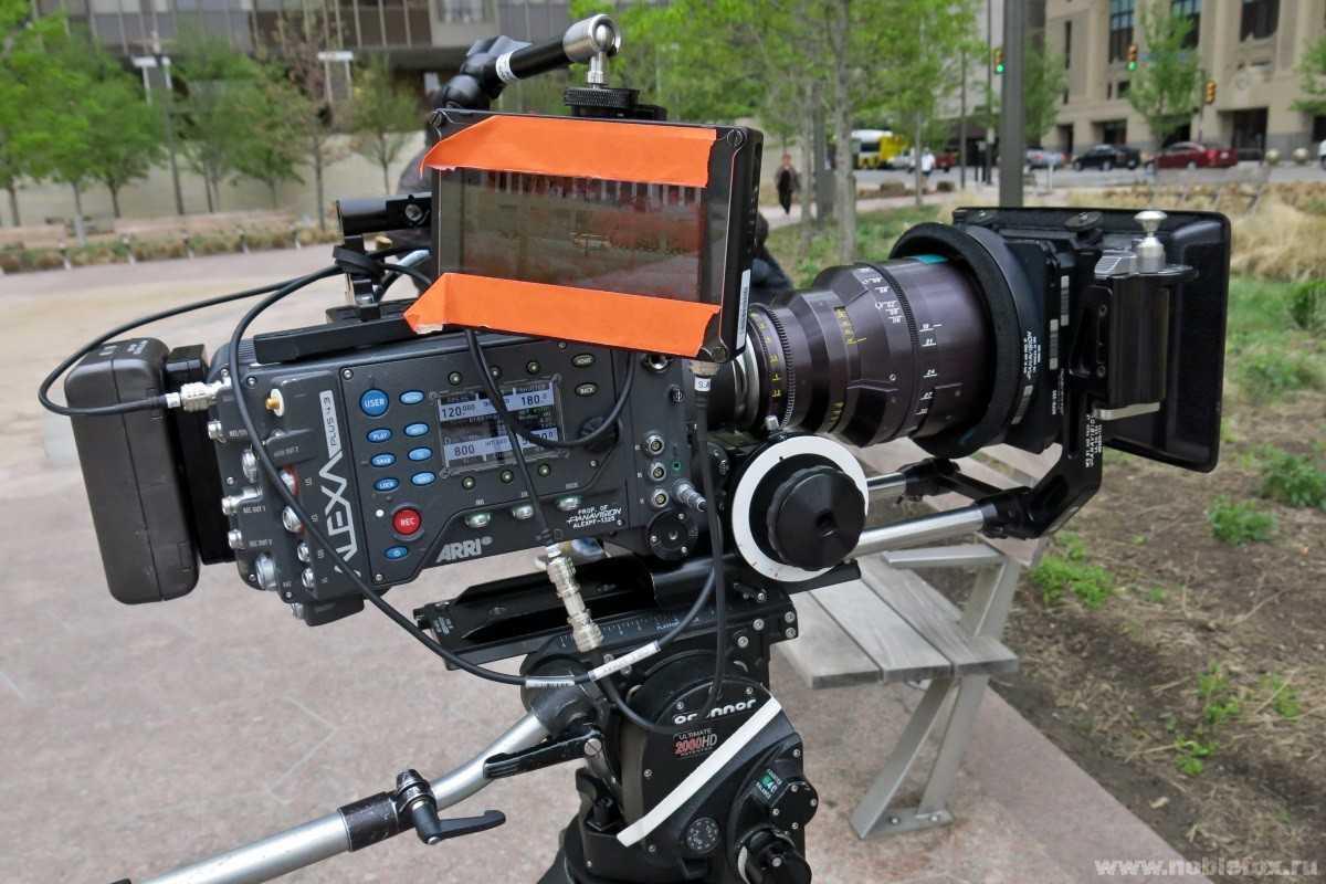 видеокамера ARRI Alexa XT