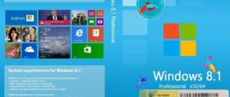 Скачать Windows 8.1 оригинальный образ от Microsoft