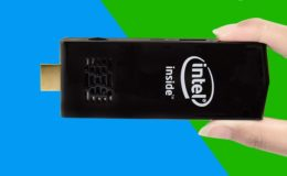 Intel W5 Dual OS Mini PC Computer Stick
