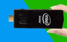 Intel W5 Dual OS Mini PC Computer Stick