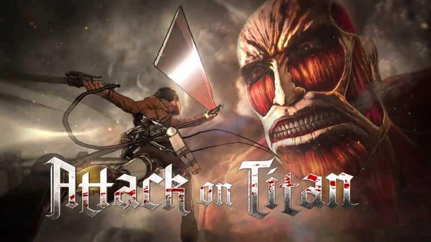 Attack on Titan скачать