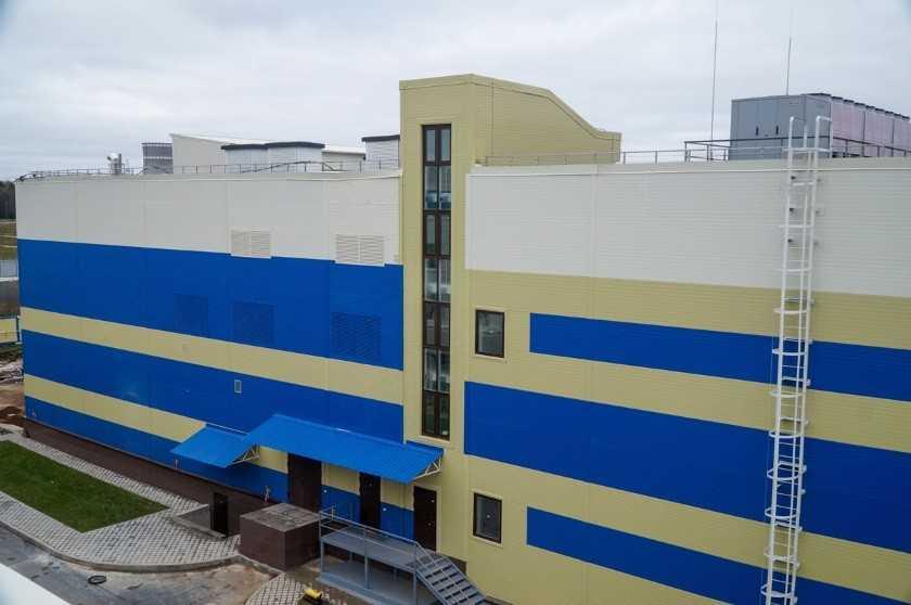 Крупнейший в России дата-центр строится в Удомле