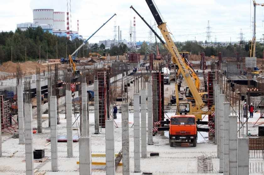 Строительство ЦОД в Удомле