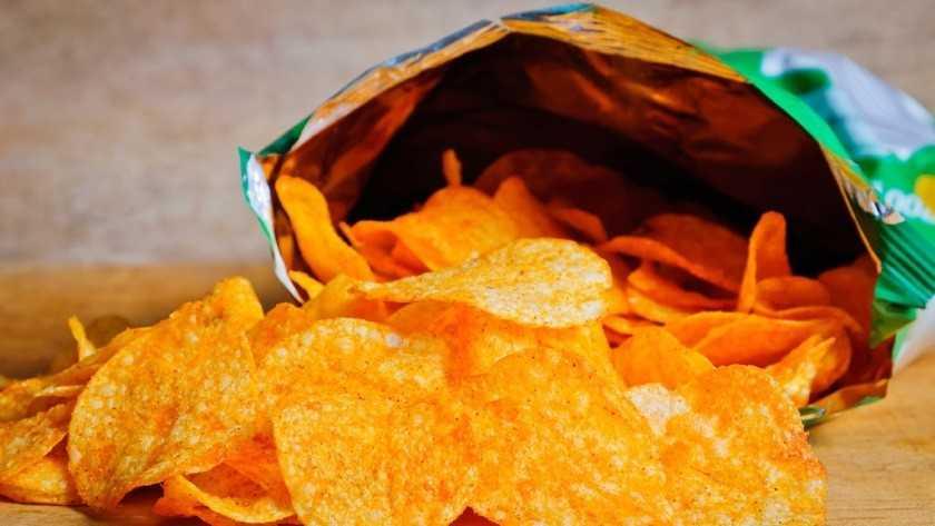 Спасительный пакет от чипсов