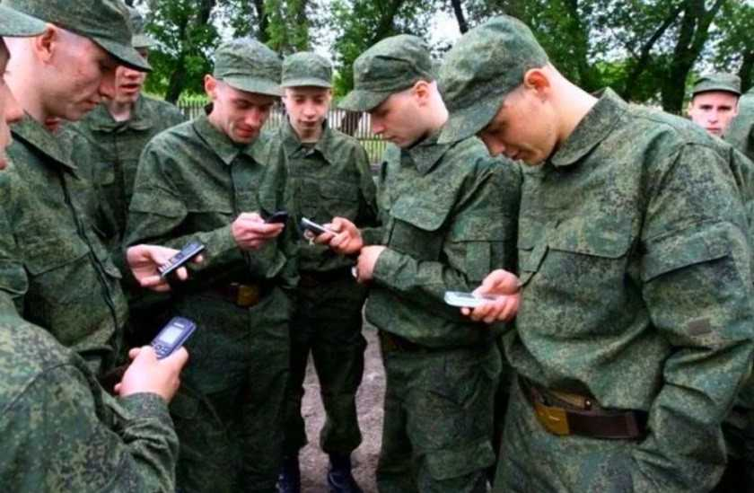 Какие телефоны можно использовать в Российской армии?