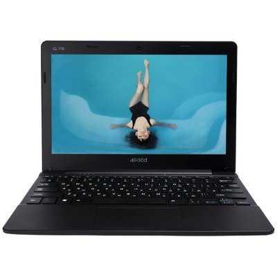 Обзор ноутбука 4Good CL110