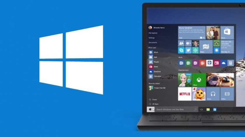 Доступно обновление для загрузки Windows 10 и Windows 10 Mobile