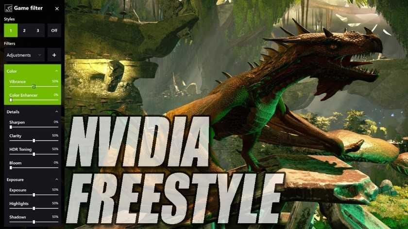 NVIDIA добавит в GeForce Experience новые фильтры для игр