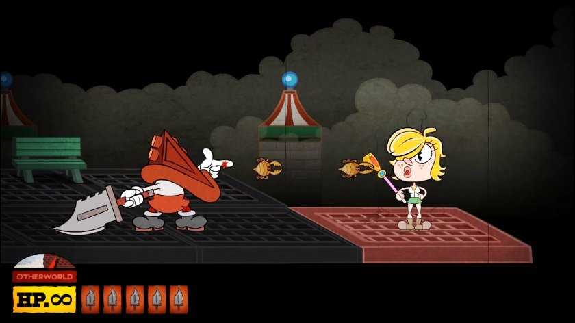 Что будет если Silent Hill скрестить с игрой Cuphead