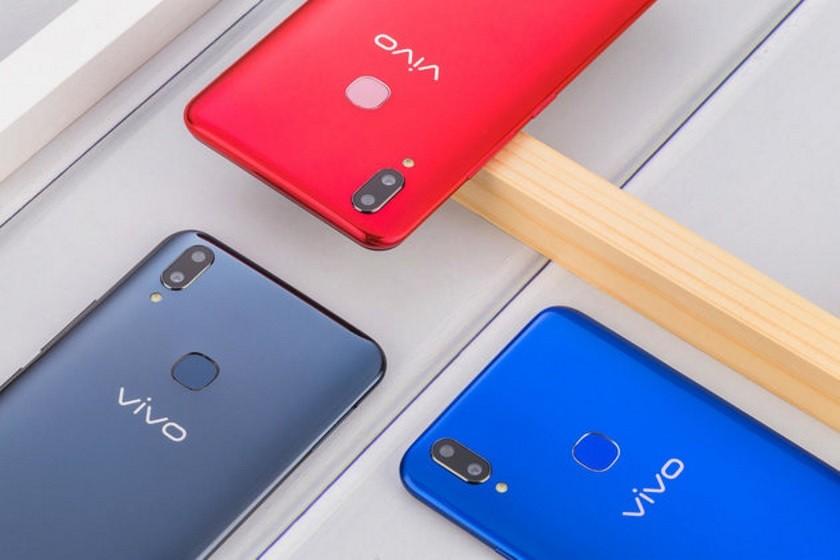 Обзор смартфона Vivo Z1 Youth Edition