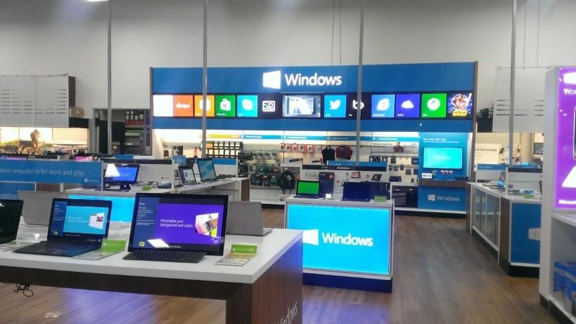 Microsoft в России