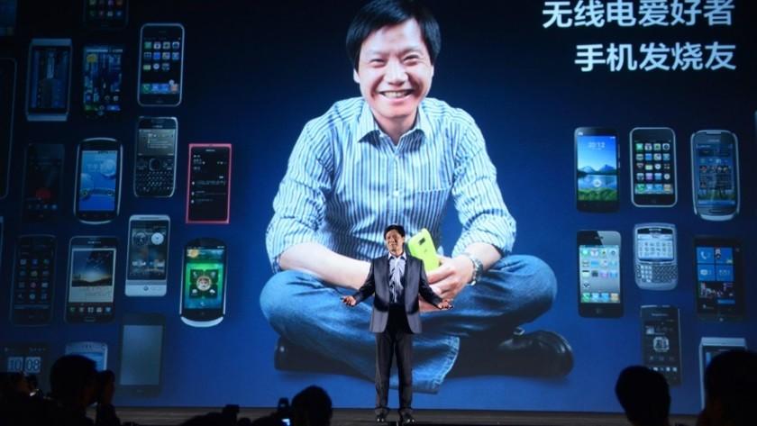 Глава и основатель компании Xiaomi Лэй Цзюнь