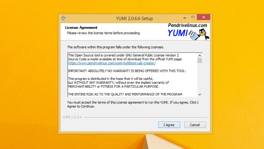 UMI - Multiboot USB Creator скачать
