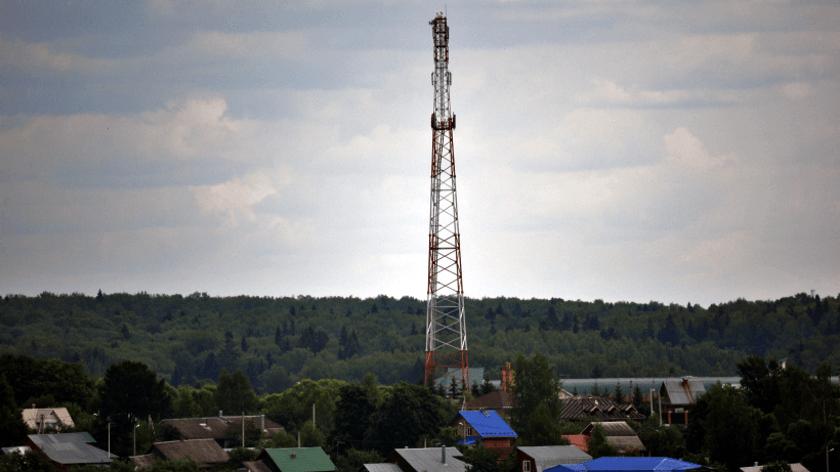 Жительница Свердловской области попыталась поджечь сотовую вышку