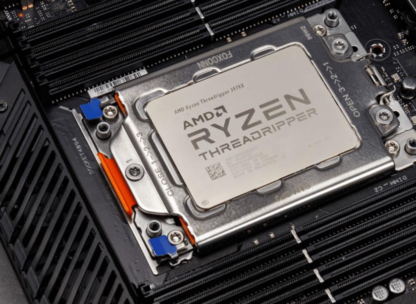 Самые производительные процессоры 2019