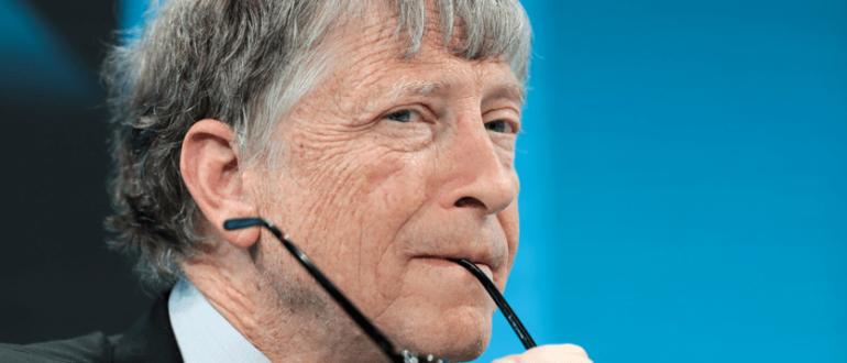 Основные привычки Билла Гейтса