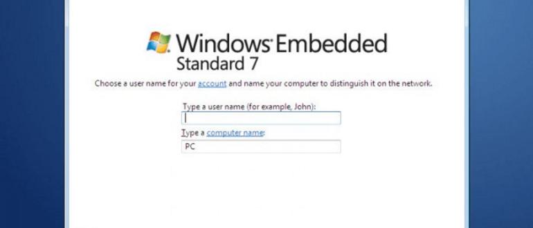 Скачать Windows 7 Embedded Standard SP1 оригинальный образ