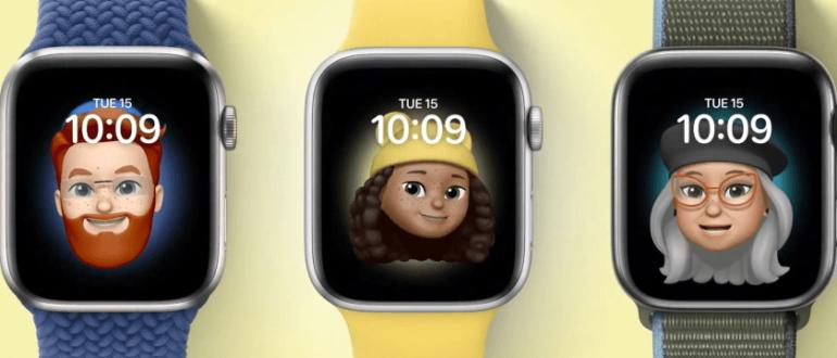 Новые часы и iPad от Apple