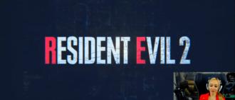 Прохождение Resident Evil 2