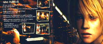 Silent Hill 3 полное прохождение на сложном уровне