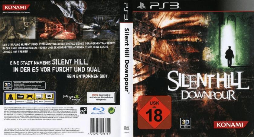 Silent Hill: Downpour полное прохождение