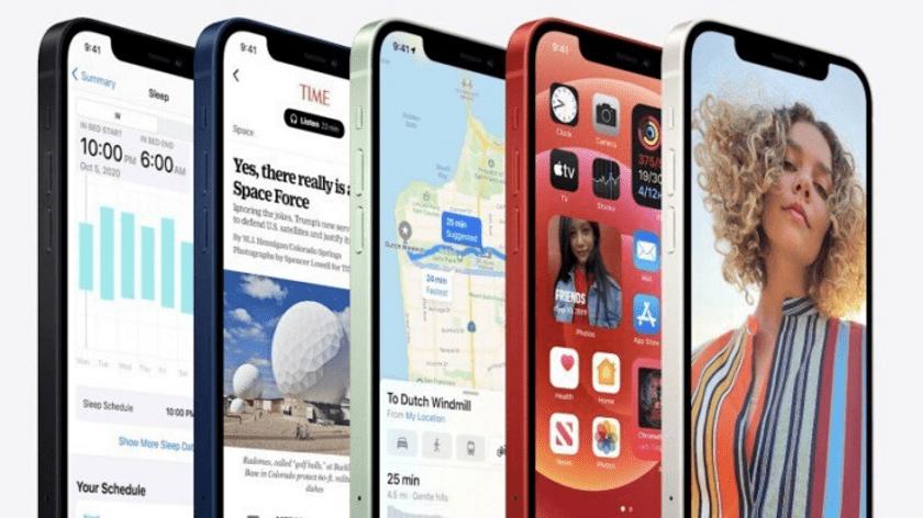 Apple представила iPhone 12 и iPhone 12